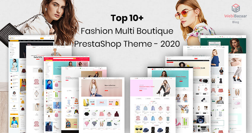 Multiboutique Prestashop Theme