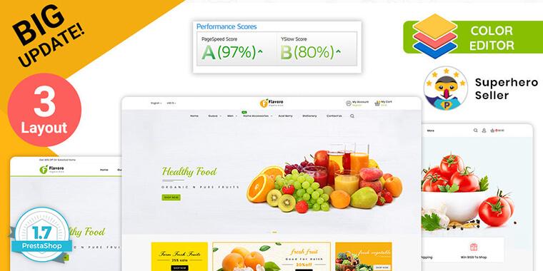 Best 10+ PrestaShop Premium Themes Webibazaar