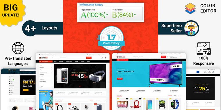 PrestaShop Premium Themes