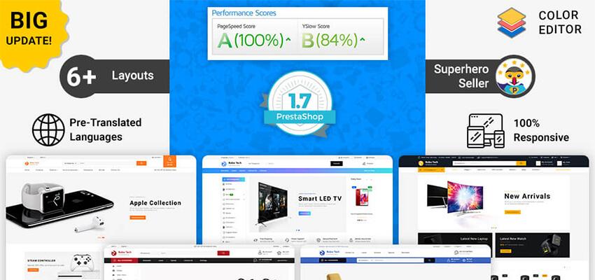 Best Premium PrestaShop Themes In 2020