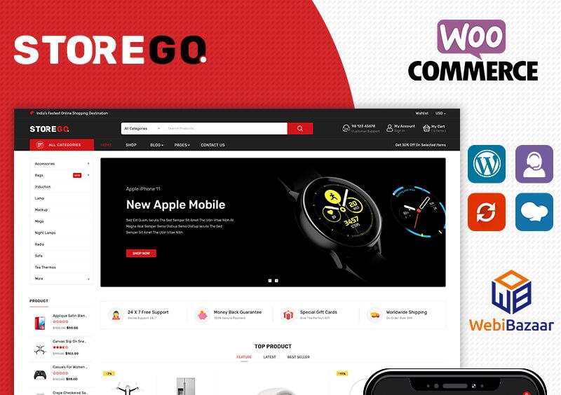 storego woocommerce theme