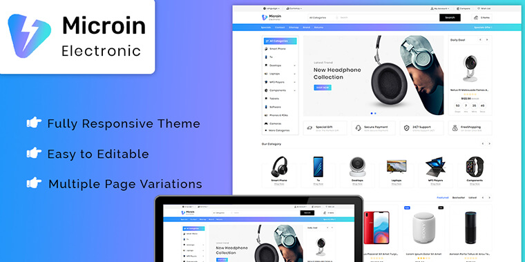 Best OpenCart Responsive Themes