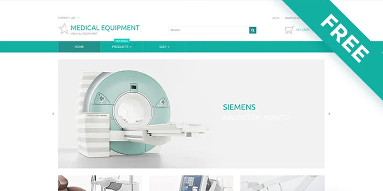 Best Free Shopify eCommerce Themes