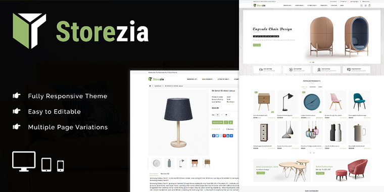 Best PrestaShop eCommerce Themes