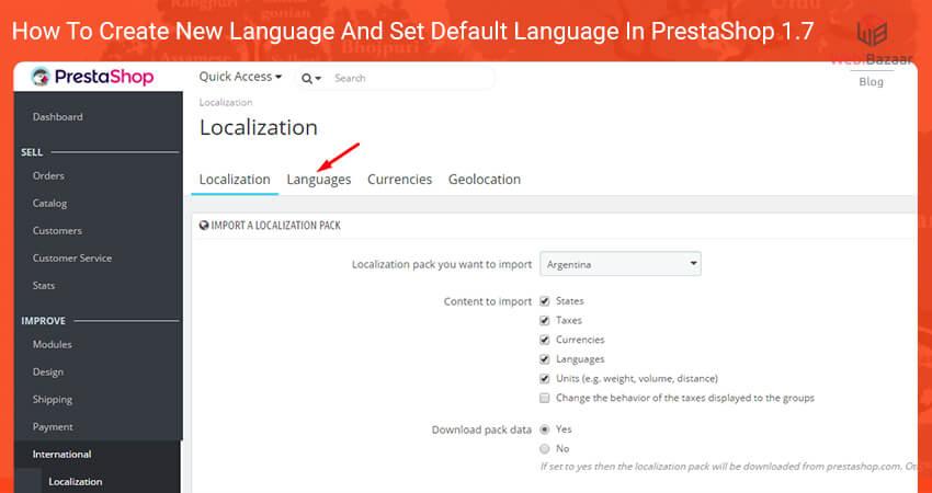 How-To-Create-New-Language-And-Set-Default-Language-In-PrestaShop-1.7