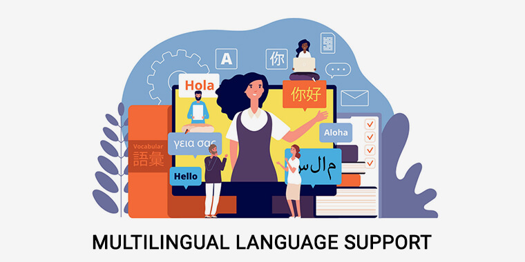 Multilingual-Language-Support