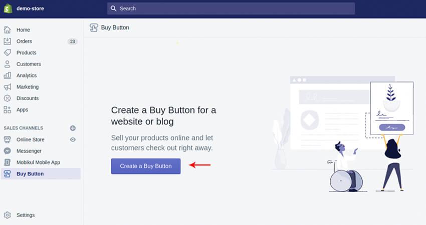 Shopify-Buy-Button