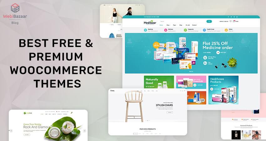 Best-Free-&-Premium-WooCommerce-Themes