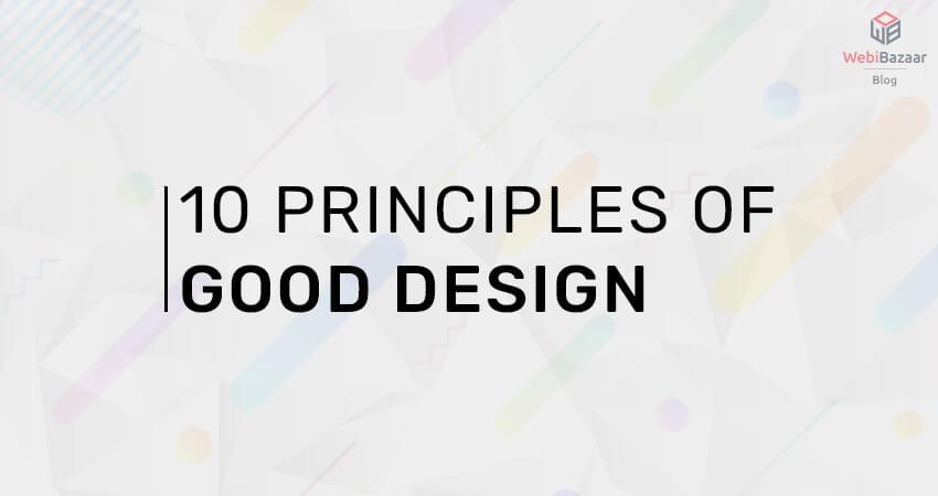 10-Principles-of--Good-Design