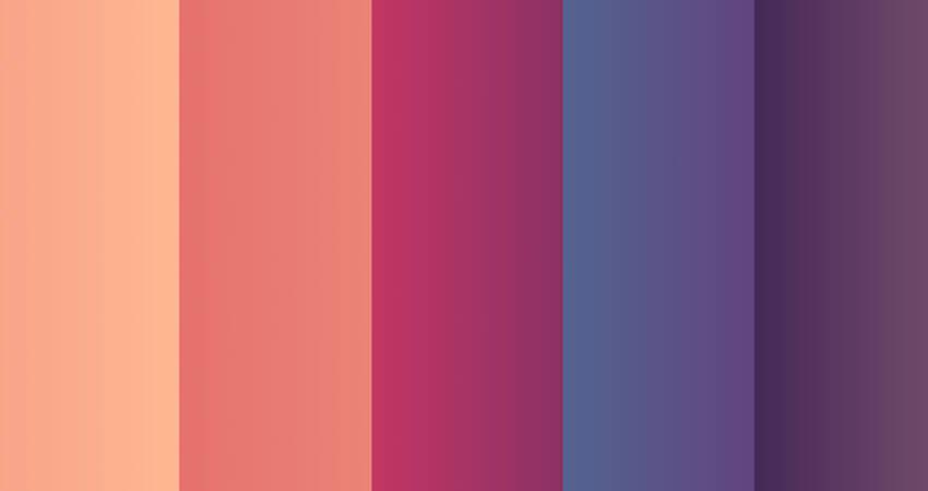 Gradient-Colour-Schemes