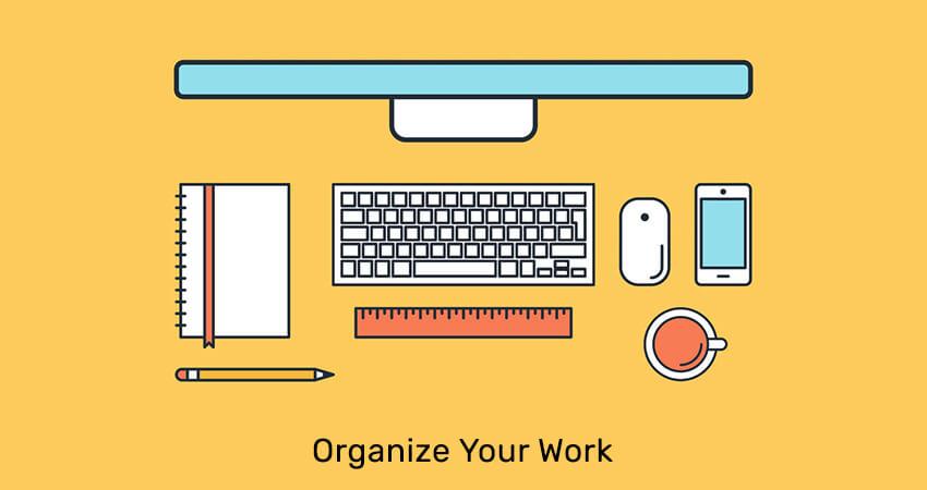 Organize-Your-Work