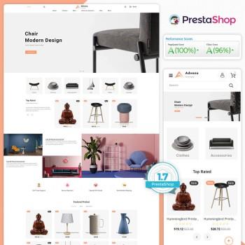 Advozo - The Furniture PrestaShop Theme