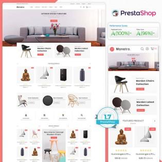 Monstro - The Furniture PrestaShop Theme