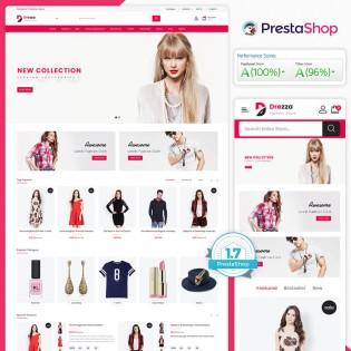 Drezza - The Fashion PrestaShop Theme