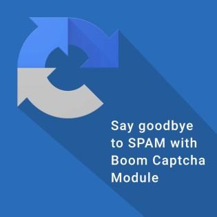 Boom CAPTCHA Google reCaptcha