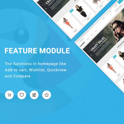 Leo Feature Prestashop Module