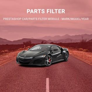 Leo Parts Filter - Prestashop Car/Parts Filter Module