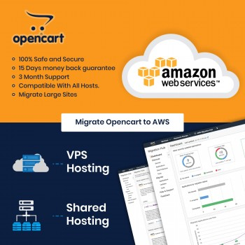 AWS Cloud Server Migration Opencart