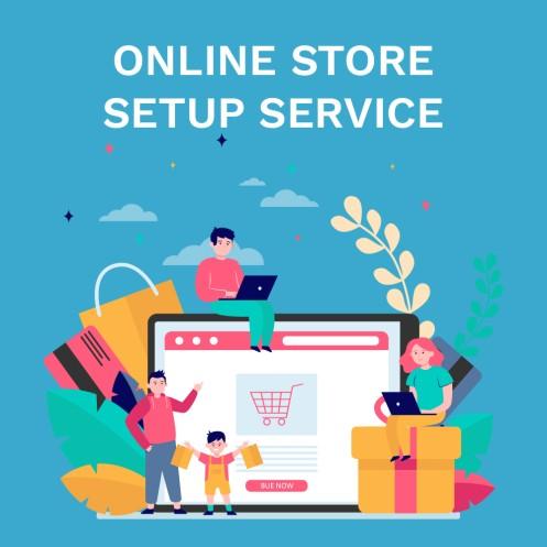 Online Store Setup Service