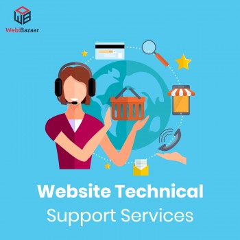 Webibazaar Technical Support Service