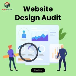 Website Design Audit Service