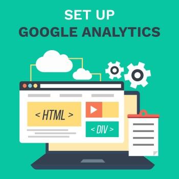 Setting up Google Analytics Service
