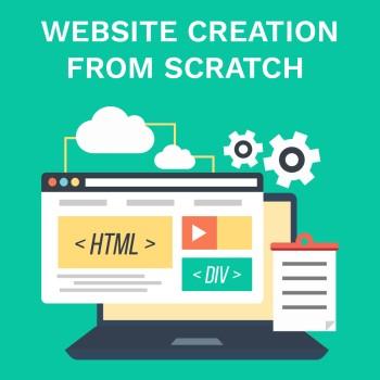 Website Creation From Scratch