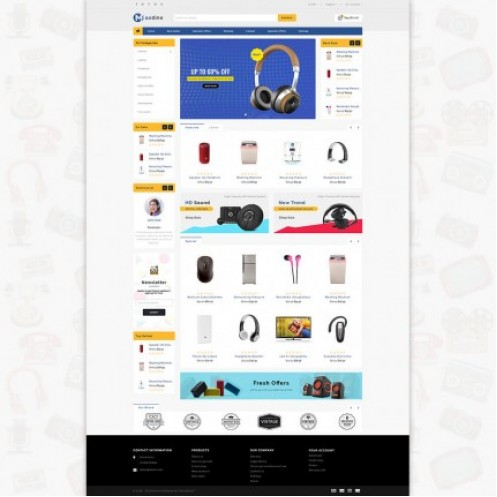 Maxdino - Multipurpose Shopify Theme