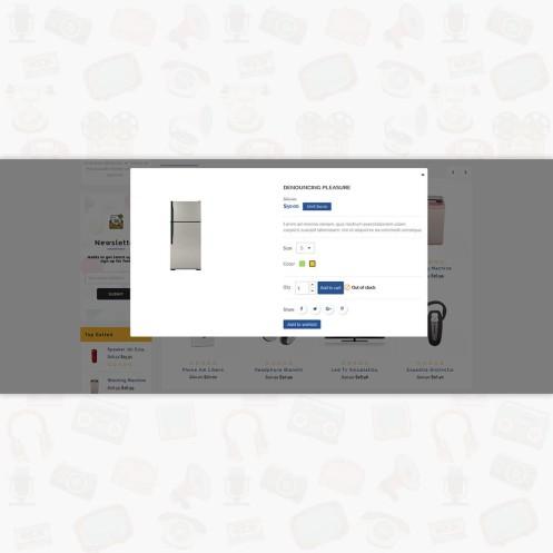Maxdino - Multipurpose Stencil BigCommerce Theme