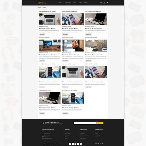 Shopking Free Opencart 3 Multipurpose Responsive Theme