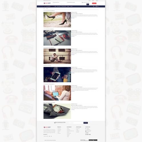 PrimeShop Opencart MultiPurpose Responsive Theme