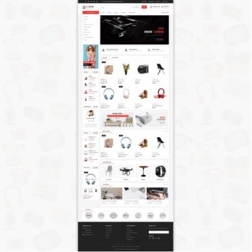 Siteshop Shopify MultiPurpose Responsive Theme