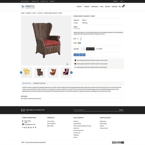 Smarket MultiPurpose Responsive Shopify Theme