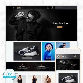 gStar - The Fashion PrestaShop Theme