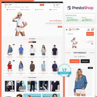 Rivalstyle - The Fashion PrestaShop Theme