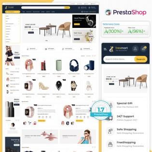 Tresmart - The MultiStore PrestaShop Theme