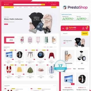 Splenid - The MultiStore PrestaShop Theme