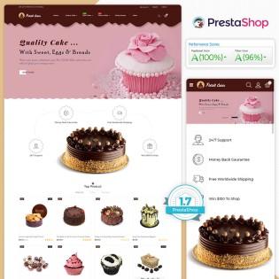 Freshcakes The Best PrestaShop Theme
