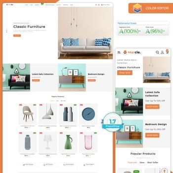 Marcle - The Furniture PrestaShop Theme