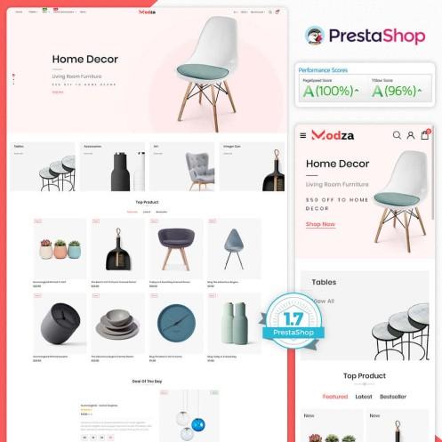 Modza - The Furniture PrestaShop Theme