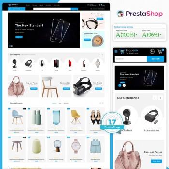 Shoponix - The MultiStore PrestaShop Theme