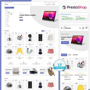 Teceza - The MultiStore PrestaShop Theme
