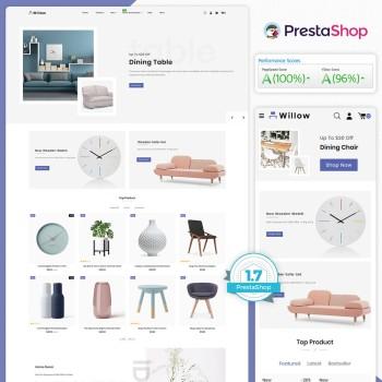 Willow - The Furniture PrestaShop Theme