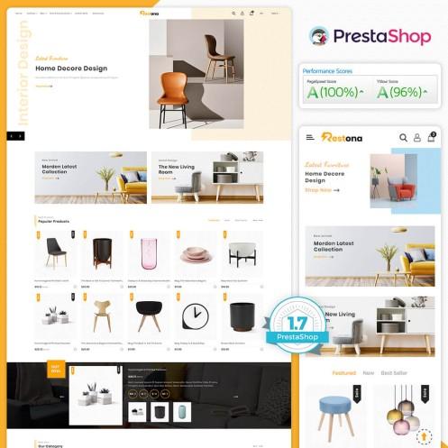 Restona - The Furniture PrestaShop Theme