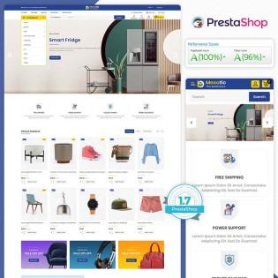 Mexatic - The MultiStore PrestaShop Theme