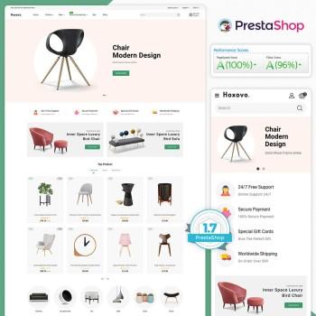 Hoxovo - The Furniture PrestaShop Theme