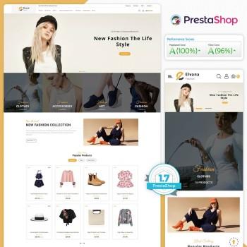Elvana - The Fashion PrestaShop Theme