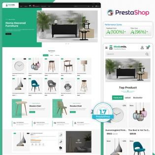 Modernio - The Furniture PrestaShop Theme