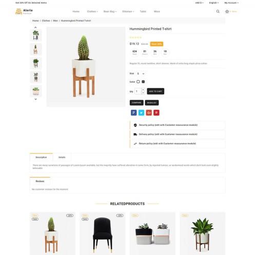 Alerlo - The Furniture PrestaShop Theme