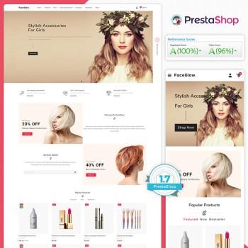 Faceglow - Cosmetics and Beauty